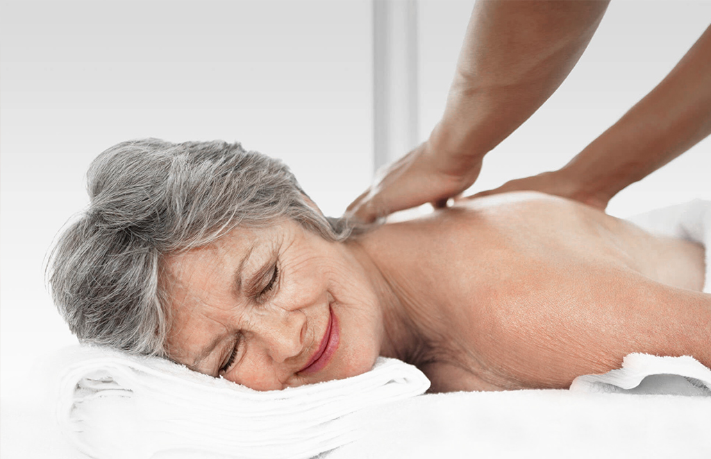 Thai massage for seniors