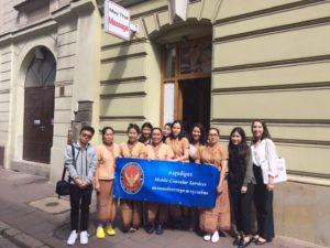 Przedstawiciele Ambasady Tajskiej